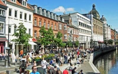 Aarhus: Smilets by har det hele