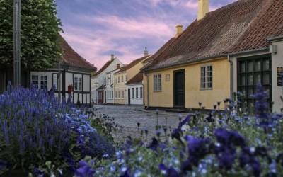 Odense: H.C. Andersens hjemby hylder digteren